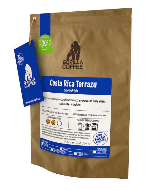 Costa Rica Tarrazu Gorilla Coffee