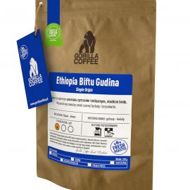 Ethiopia Biftu Gudina Gorilla Coffee