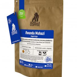 Rwanda Muhazi Gorilla Coffee