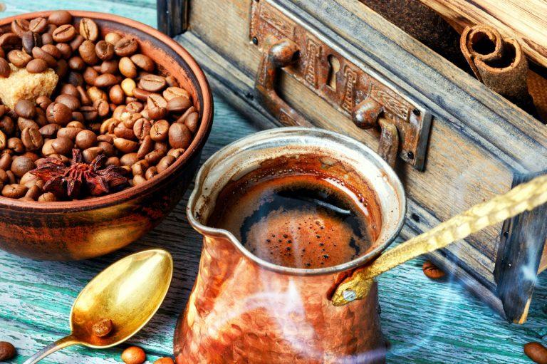 Aromatyczna kawa pełna smaku