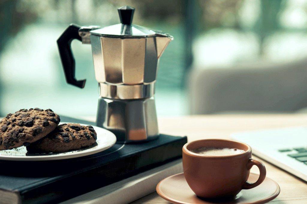 kawiarka Gorilla Coffee