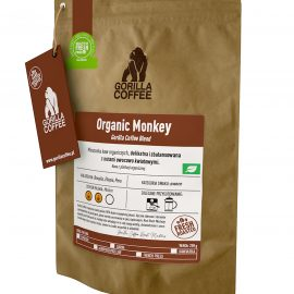 Organic Monkey Gorilla Coffee