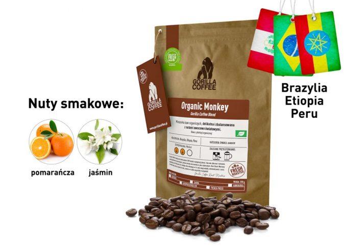 Gorilla Coffee Organic Monkey