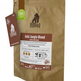 Gold Jungl blend kawa gorilla coffee