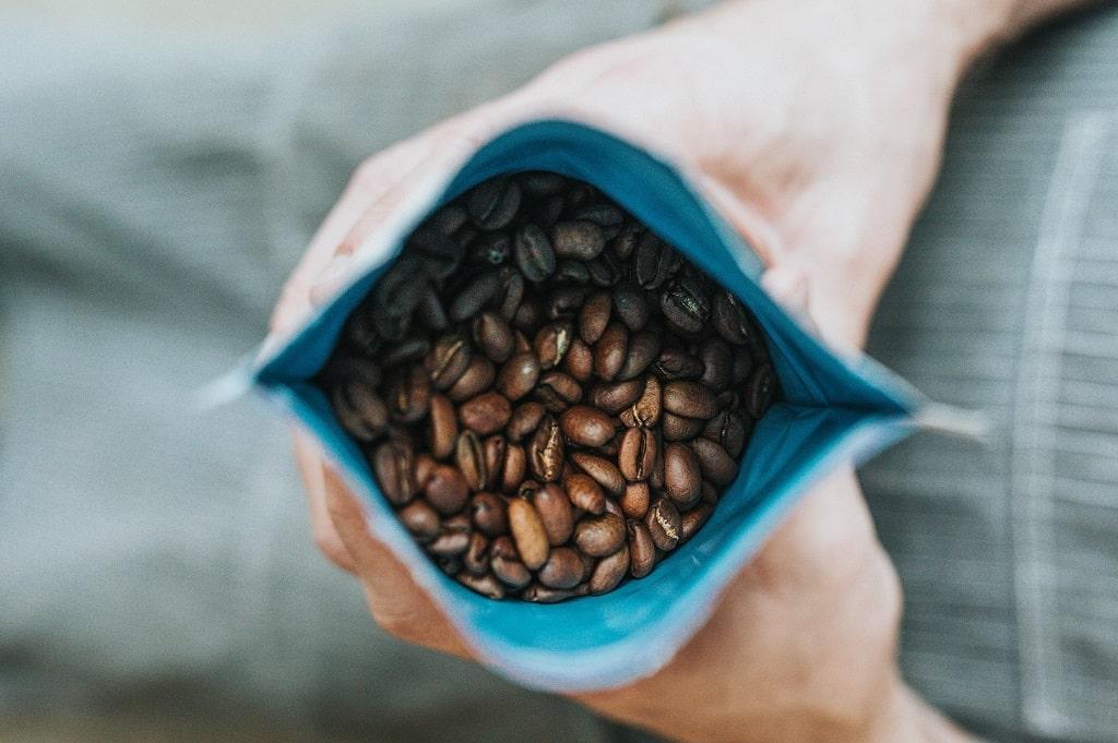 jak przechowywac kawe