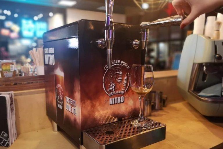 Kawa Nitro, czyli jak smakuje kawa z azotem?