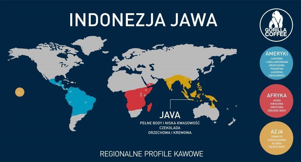 kawa indonezja gorilla coffee