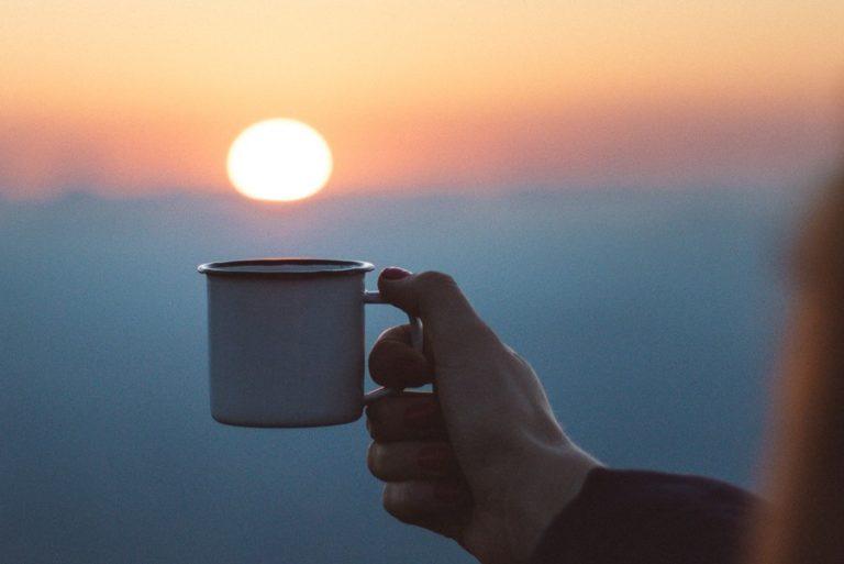 Kawa w plenerze bez ciepłej wody?