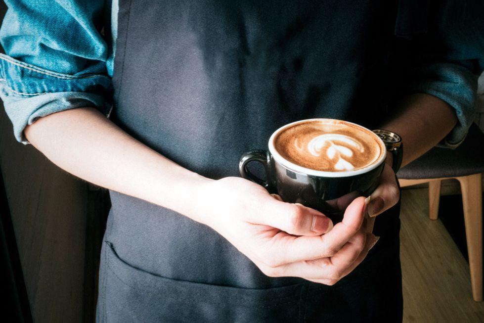 prezent dla kawosza