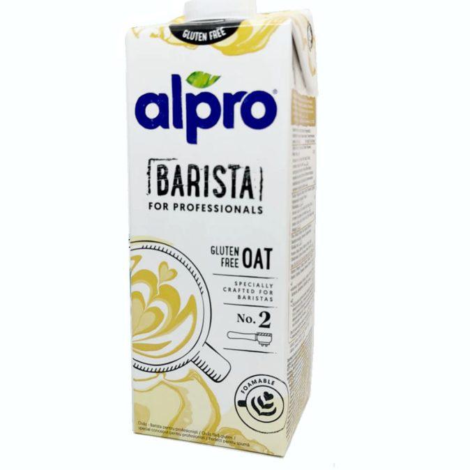 alpro mleko owsiane proffesional