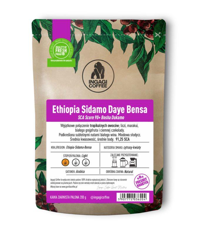 Ethiopia Sidamo Daye Bensa