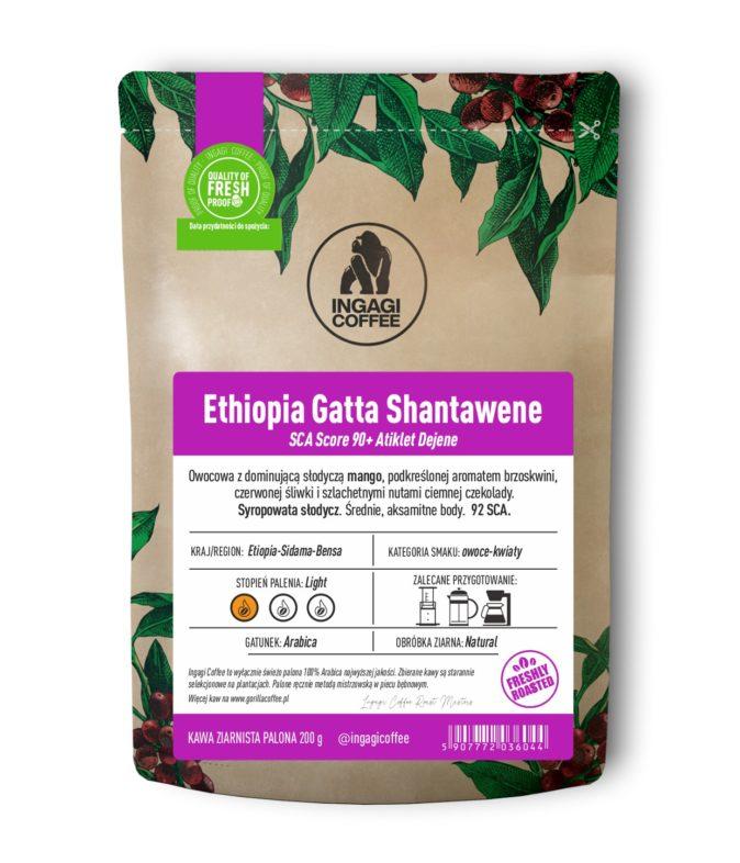 Kawa Ethiopia Gatta Shantawene 90+