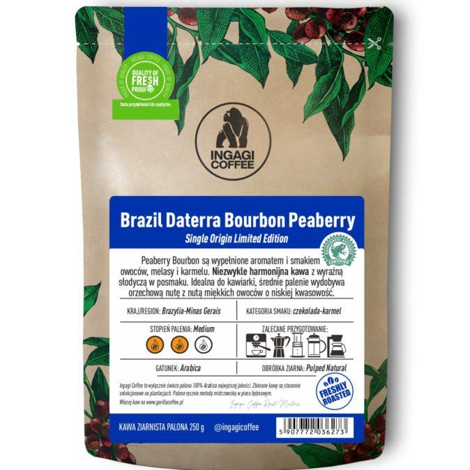 Kawa Brazil Daterra Bourbon Peaberry
