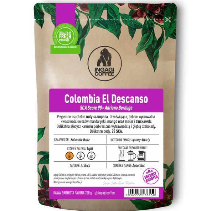 Kawa Colombia El Descanso