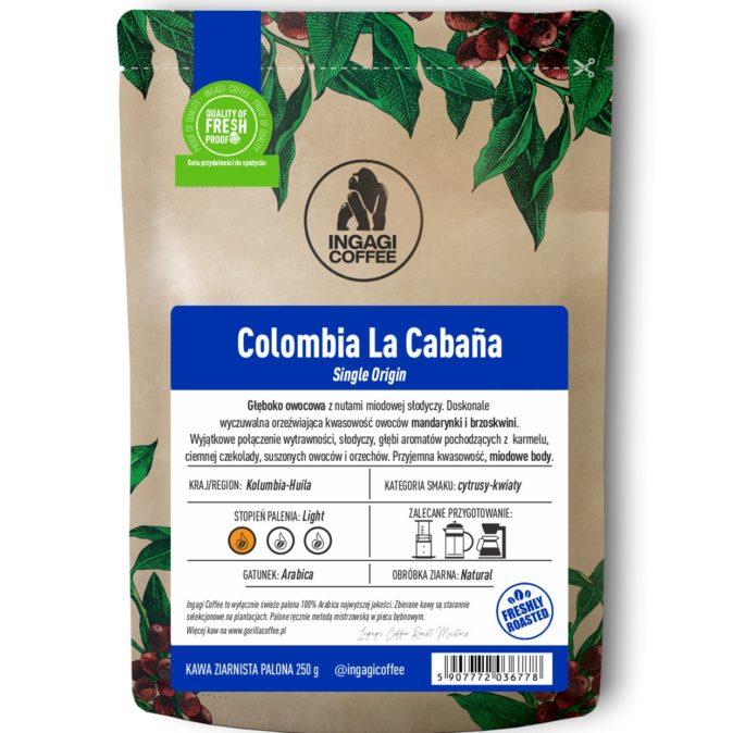 Kawa Colombia La Cabana