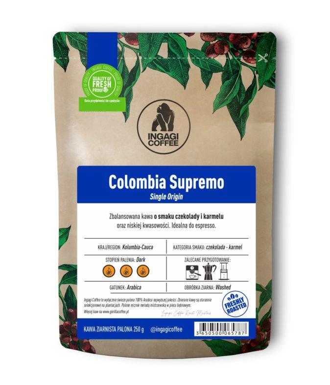 Kawa Colombia Supremo