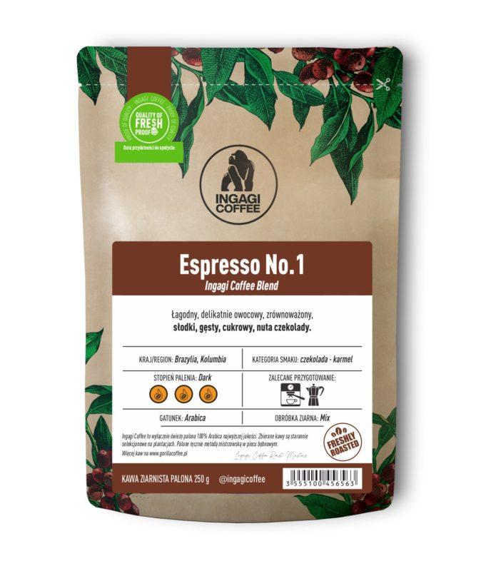 Kawa Espresso No.1