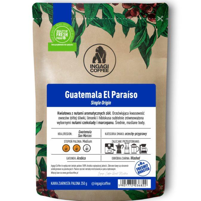 Kawa Guatemala El Paraiso