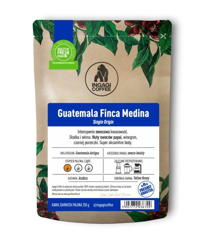 Kawa Guatemala finca Medina