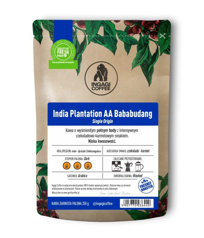 Kawa India Plantation AA Bababudang