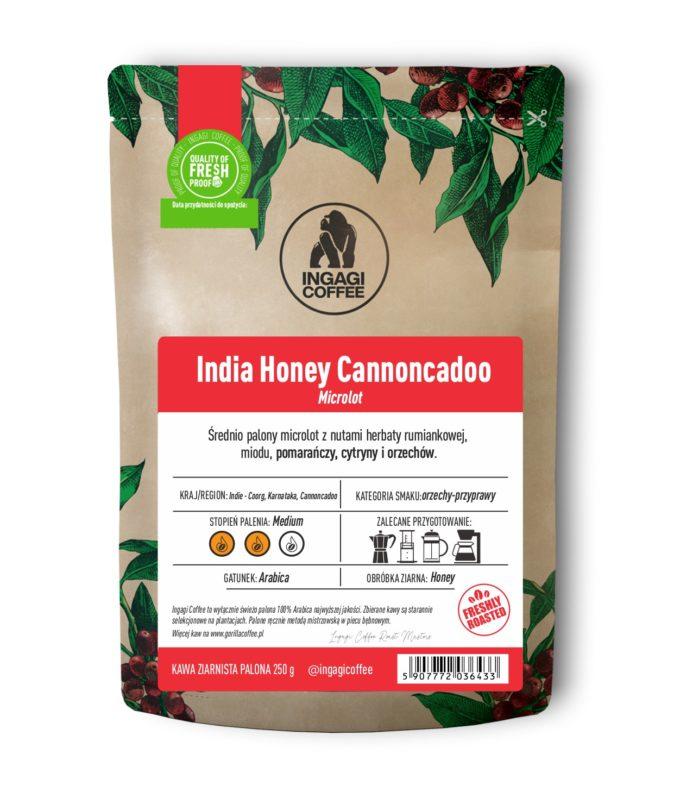 Kawa Indie honey Cannoncadoo