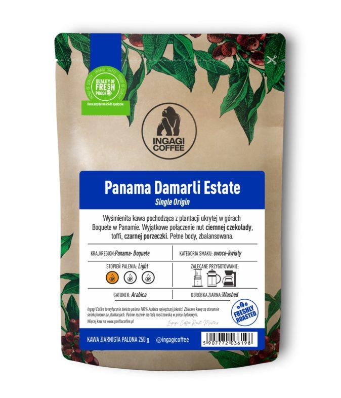 Kawa Panama Damarli Estate