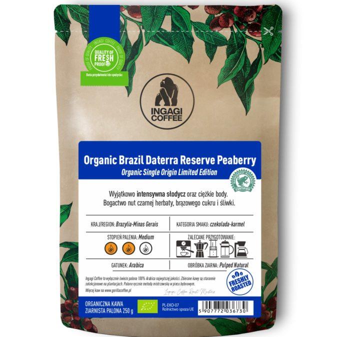 Organic Brazil Daterra Reserve Peabery