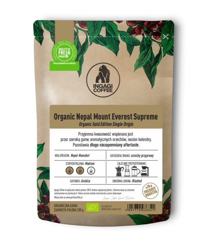 kawa Organic Nepal Mount Everest Supreme