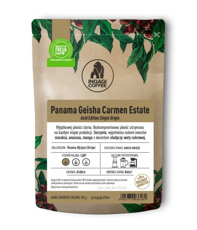 kawa Panama Geisha Carmen Estate