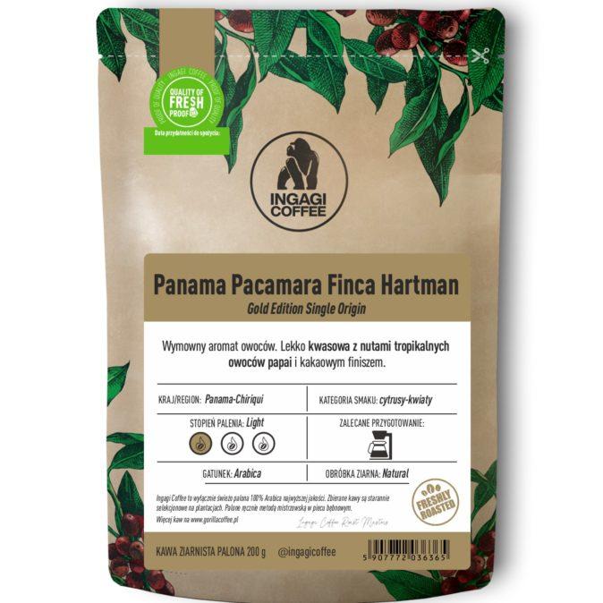 kawa Panama Pacamara Finca Hartman