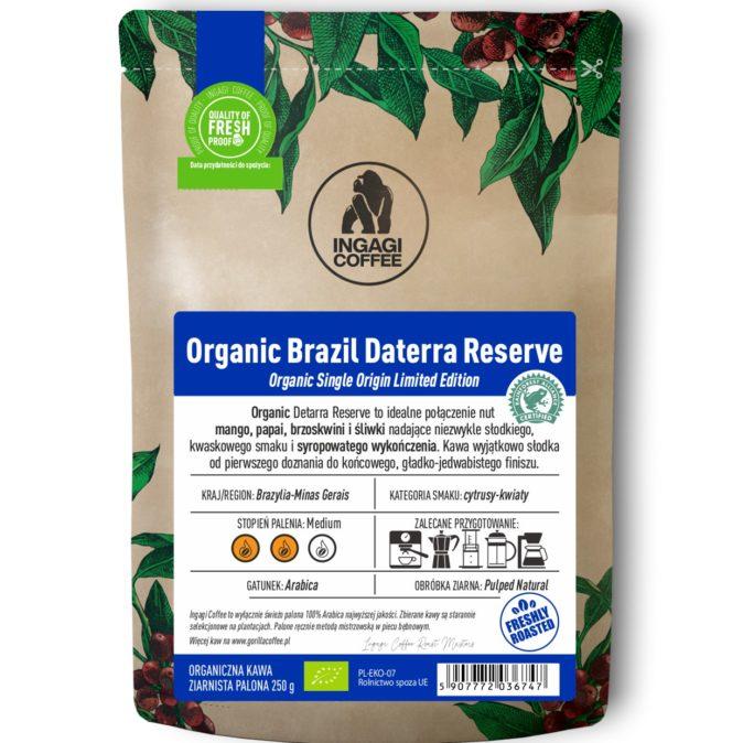 Kawa Organic Brazil Daterra Reserve