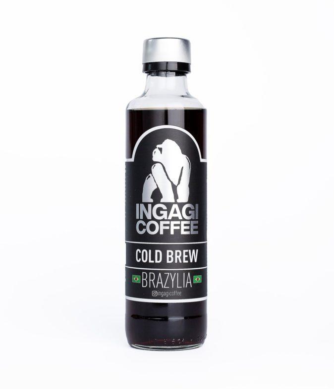 cold brew Brazylia ingagi coffee
