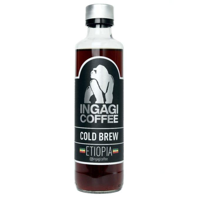 Ingagi Coffee cold brew etiopia gorillacoffee.pl