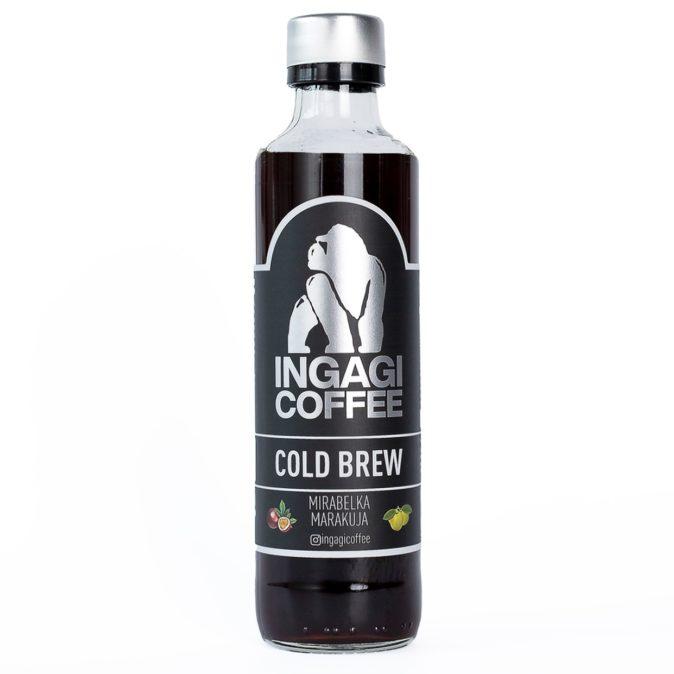 cold brew mirabelka marakuja ingagi coffee