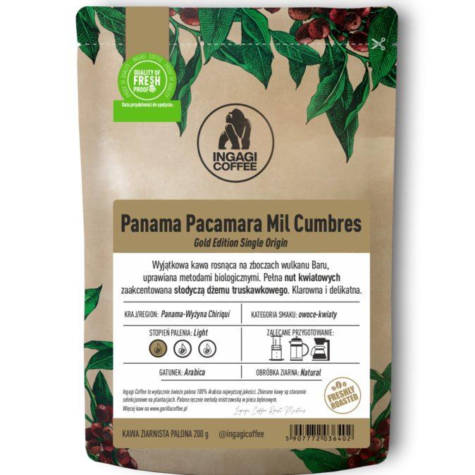 kawa Panama Pacamara Mil Cumbres-natural